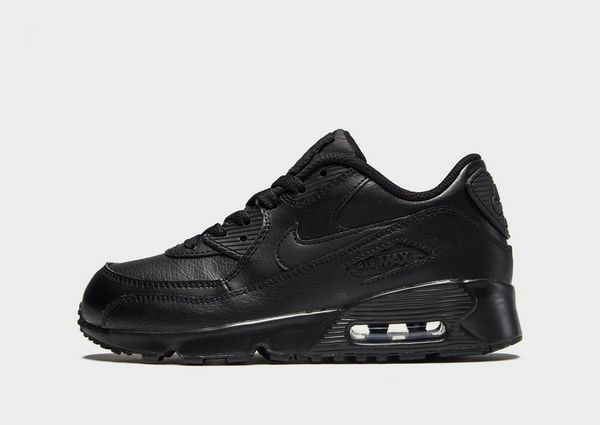 en soldes 5518f ba98d Nike Air Max 90 Leather Younger Kids' Shoe