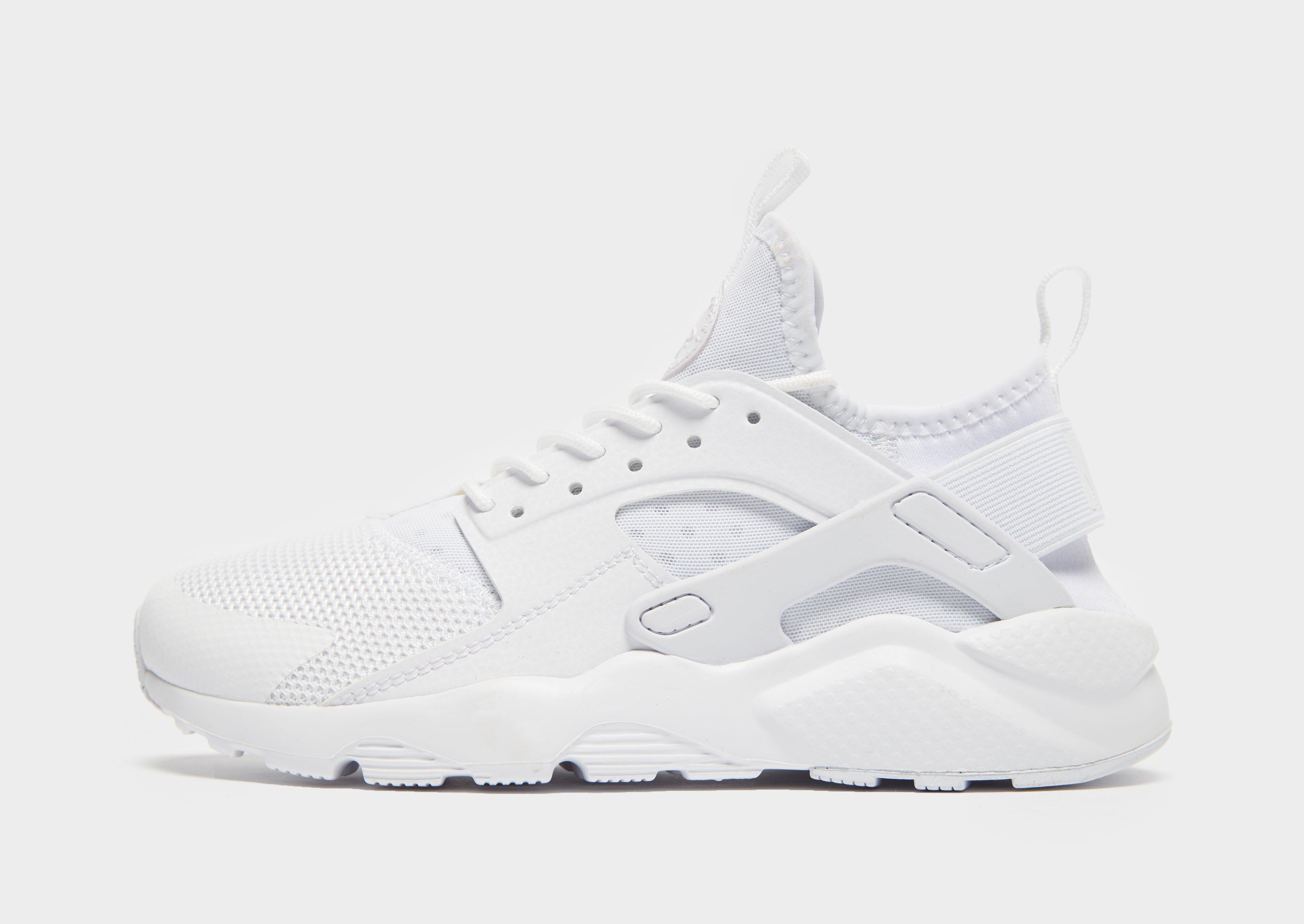 nike shoes huarache white