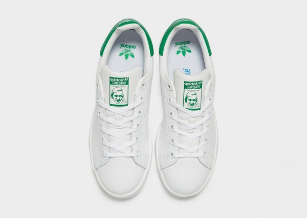 Koop Wit adidas Originals Stan Smith Junior | JD Sports