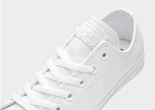 Converse All Star Leather Ox para mujer   JD Sports