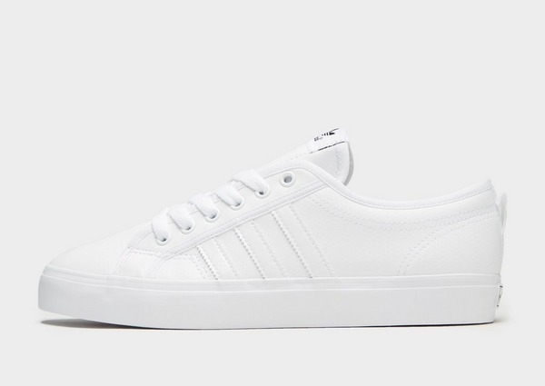 He reconocido Borde Promesa  Buy White adidas Originals Nizza Lo | JD Sports