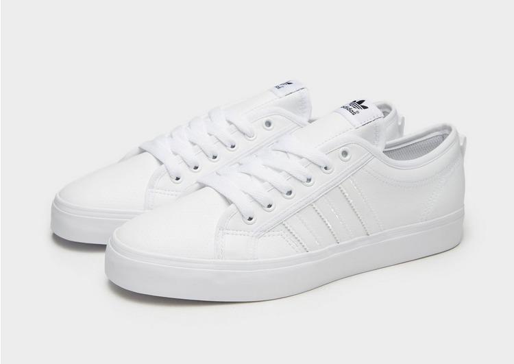 Buy White adidas Originals Nizza Lo | JD Sports