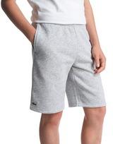 Lacoste Short Fleece Enfant