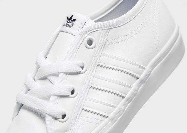 brand new a42ee c2793 adidas Originals Nizza Lo Children
