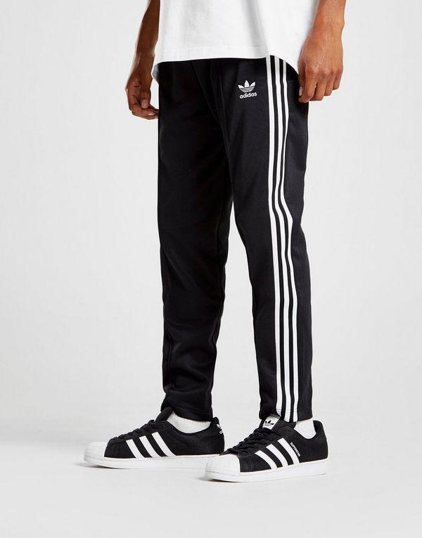 reputable site 55fde 6a162 adidas Originals Beckenbauer Cuffed Track Pants