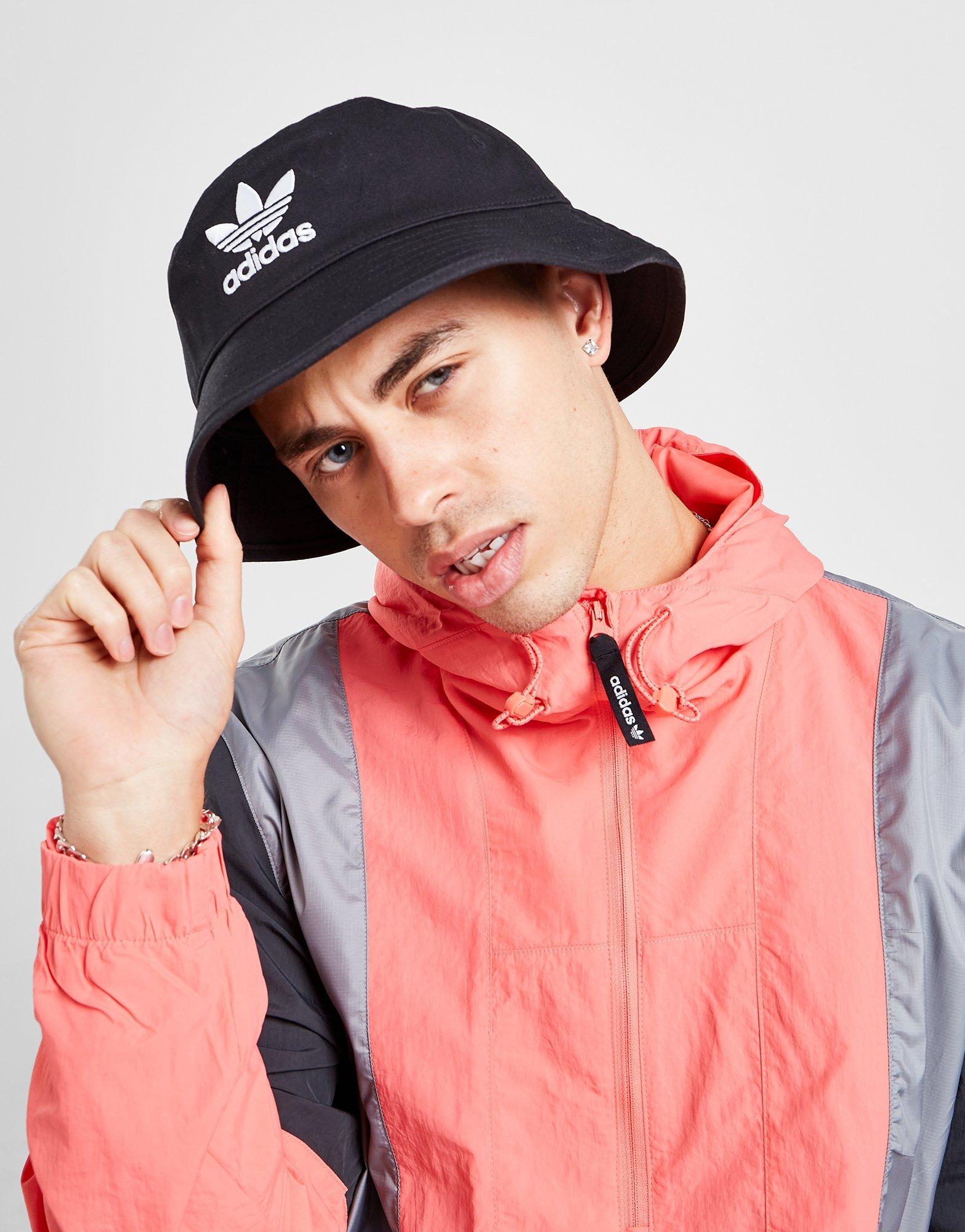 adidas Originals Trefoil Bucket Hat | JD Sports