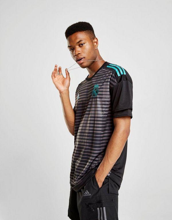 685b99d4d35 adidas Real Madrid 2018 19 Pre Match Shirt
