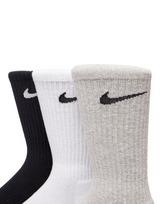 Nike pack de 3 calcetines Basic Cuff