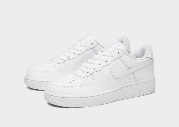 Acquista Nike Air Force 1 Bambino in Bianco | JD Sports