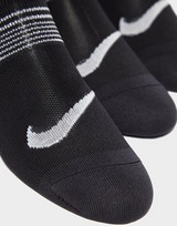 Nike 3 Pack Lightweight Socks