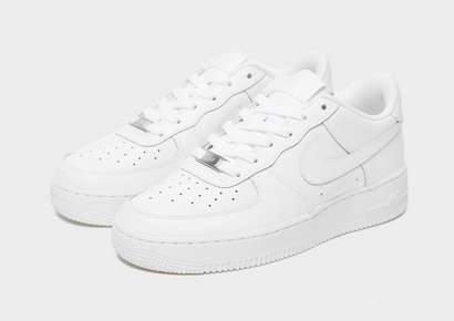 finest selection 37b04 ea815 £50.00 Nike Air Force 1 Low Junior