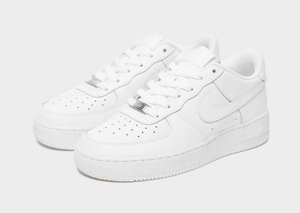 Acquista Nike Air Force 1 Low Junior in Bianco | JD Sports