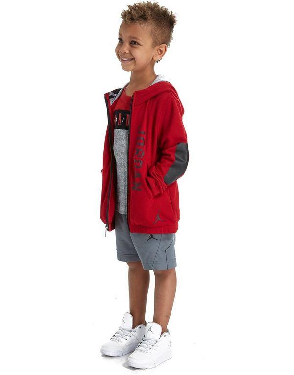 a8d7a9b9994 Jordan Air Full Zip Hoodie Children | JD Sports