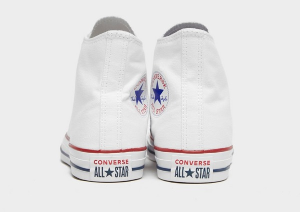 Compra Converse All Star Hi para mujer en Blanco | JD Sports