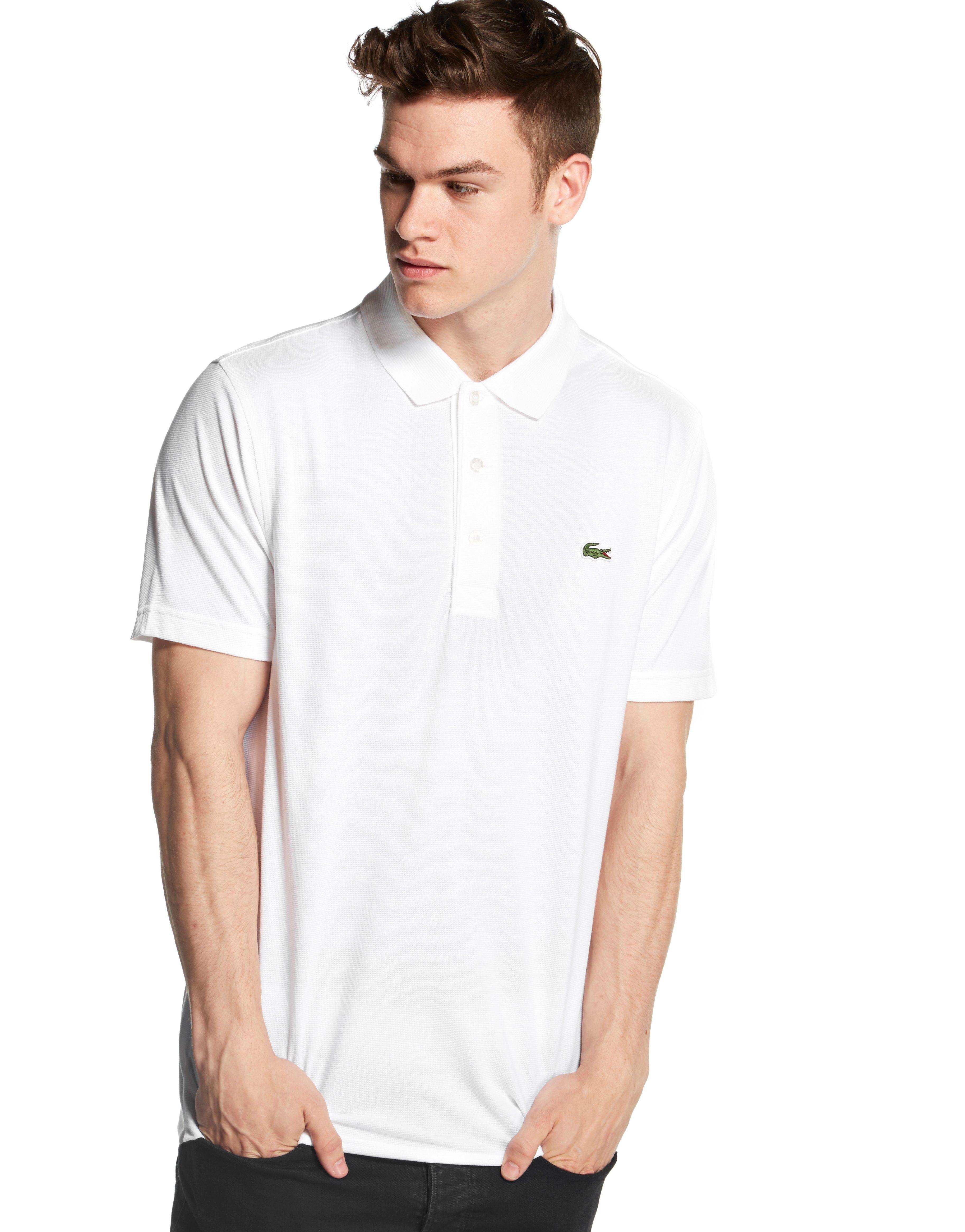 005eb1105 Lacoste Alligator Short Sleeve Polo Shirt | JD Sports