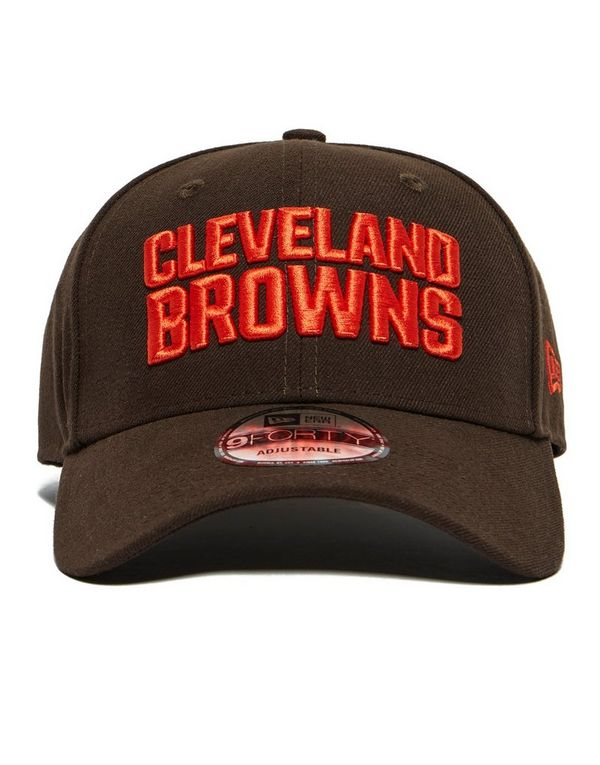 8efee9b4b New Era Cleveland Browns 9FORTY Cap | JD Sports