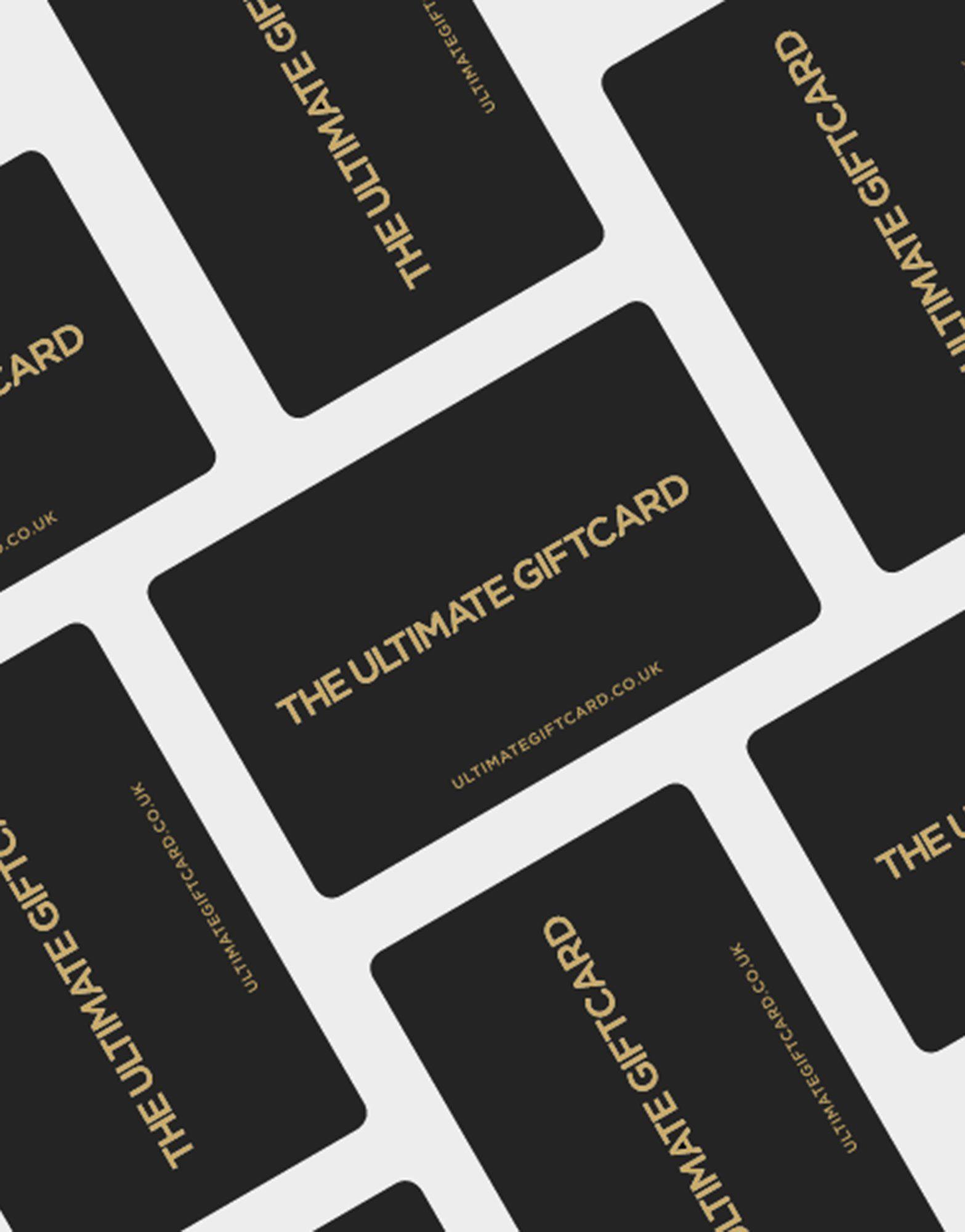 Ultimate Det ultimata presentkortet