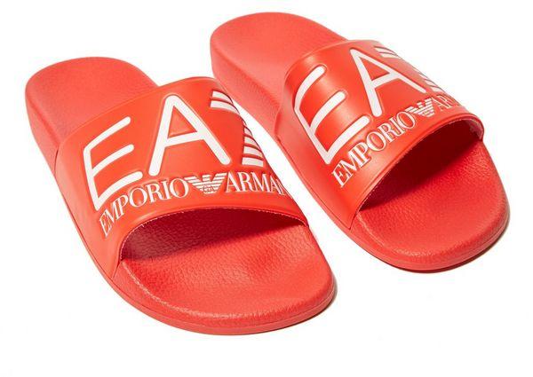 29ceffdf2059 Emporio Armani EA7 Sea World Slides