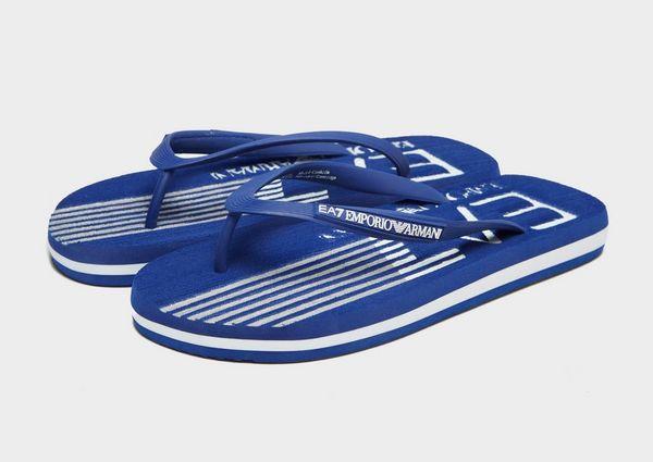 b977fc5cfe20 Emporio Armani EA7 Sea World Flip Flops