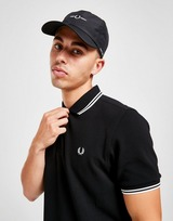 Fred Perry Twin Tip Short Sleeve Polo Shirt