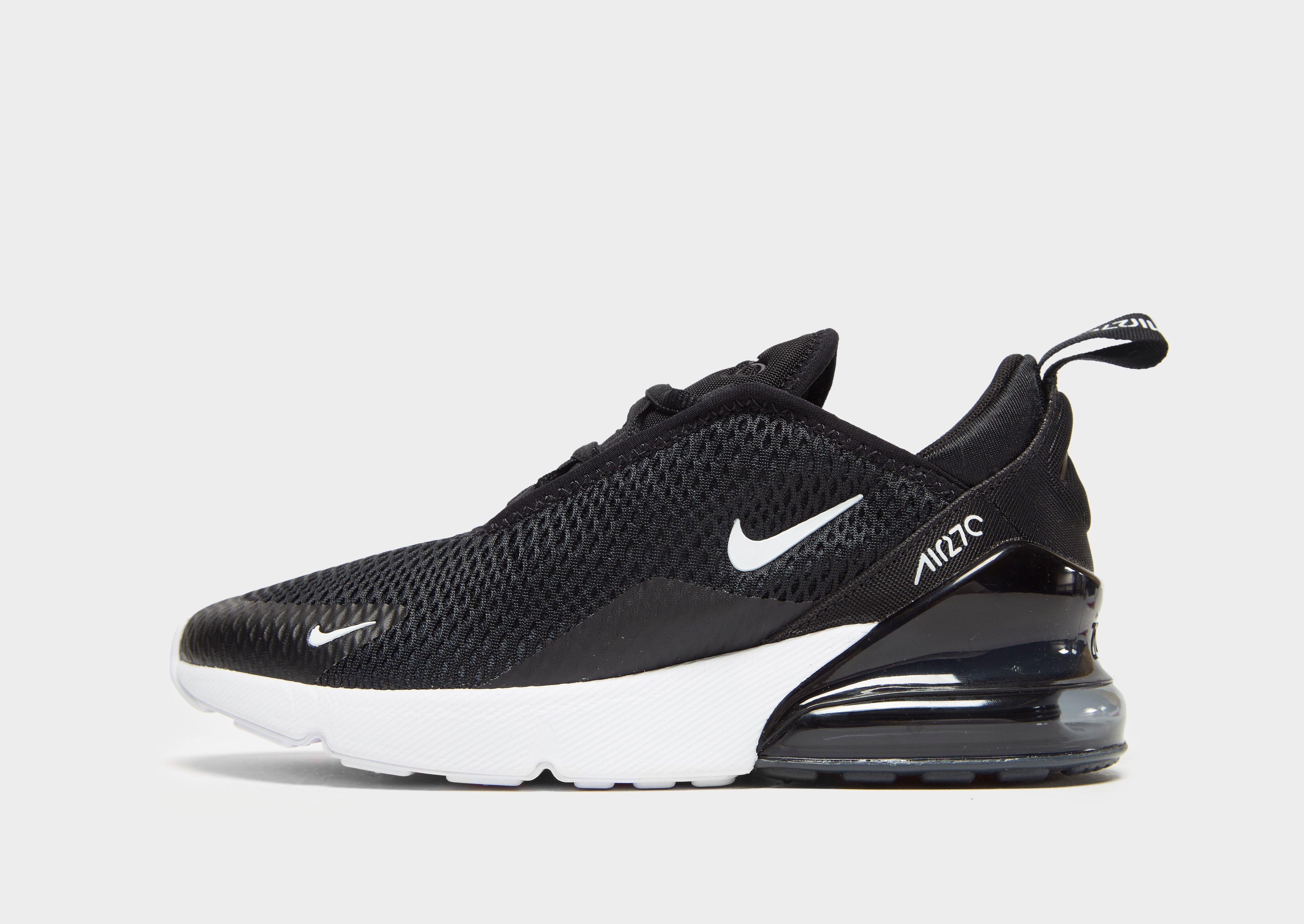 Buy Black Nike Air Max 270 Children