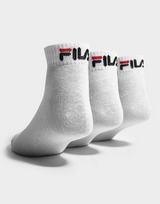 Fila 3-Pack Quarter Sport Socks
