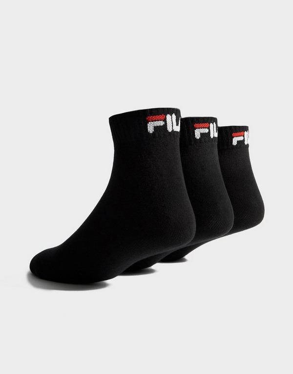 Fila pack de 3 calcetines tobilleros Sport
