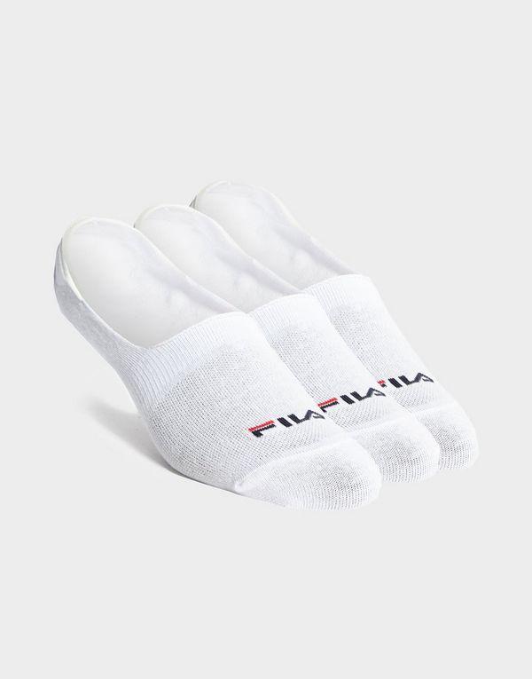Fila Invisible Socks 3 Pack | JD Sports Sverige