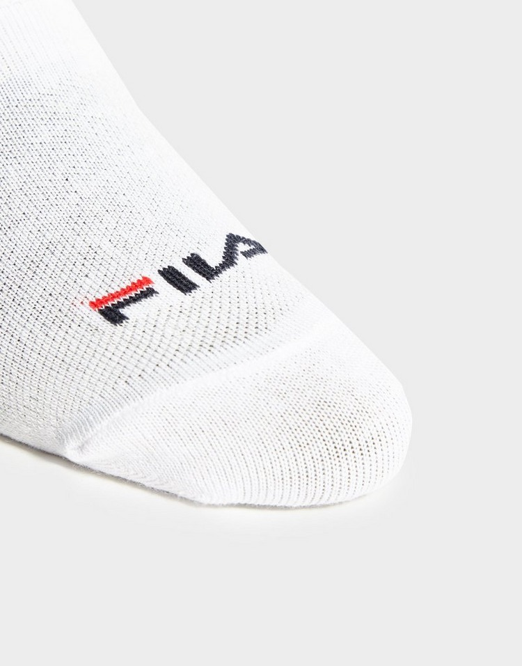 Fila 3-Pack Chaussettes Invisibles
