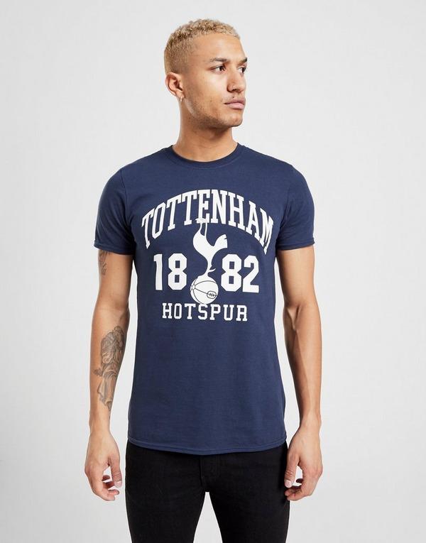 Official Team Tottenham Hotspur FC 1882 T-Shirt