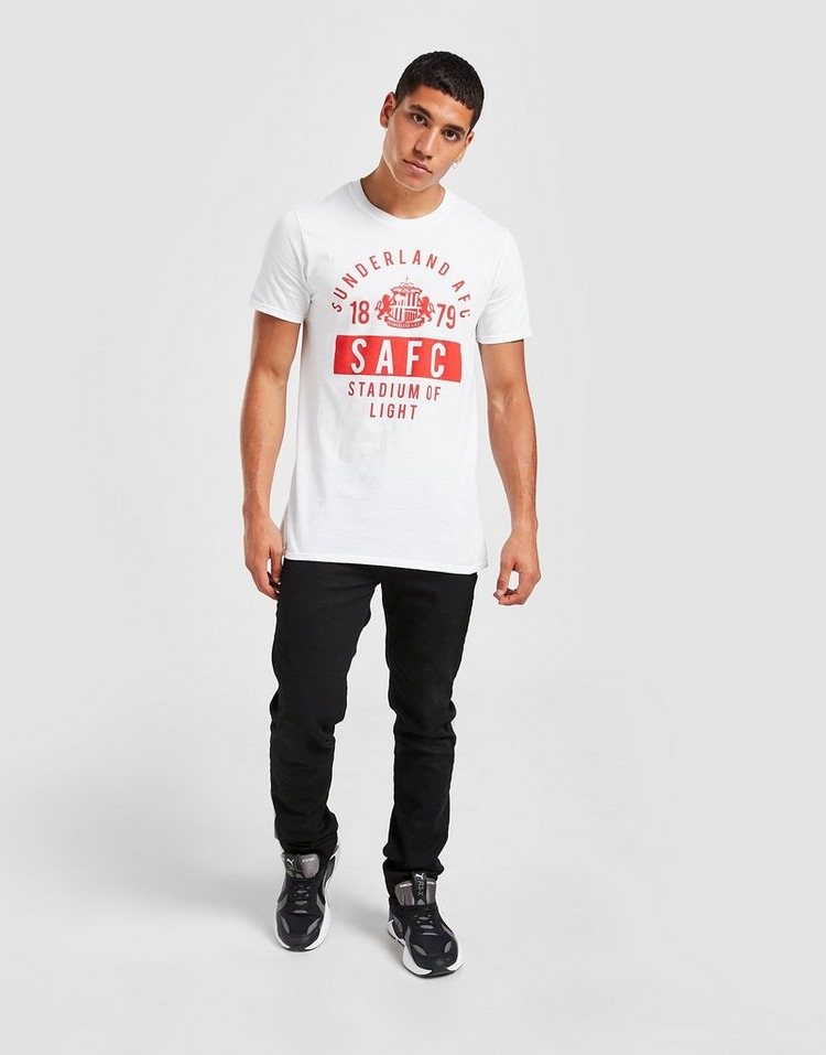 Official Team Sunderland AFC Stand T-Shirt
