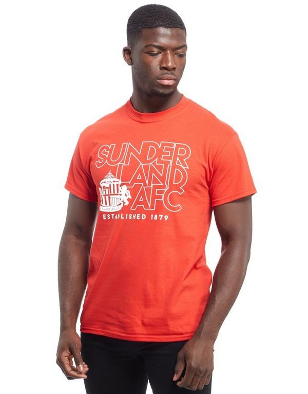 Official Team Sunderland AFC T-Shirt