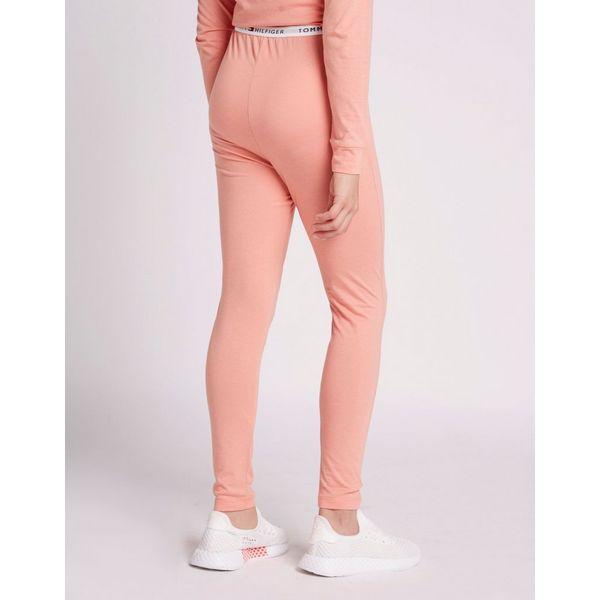 Tommy Hilfiger Girls' Drop Crotch Leggings Junior