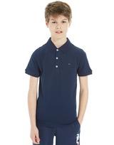Tommy Hilfiger Poloshirt met klein logo Junior