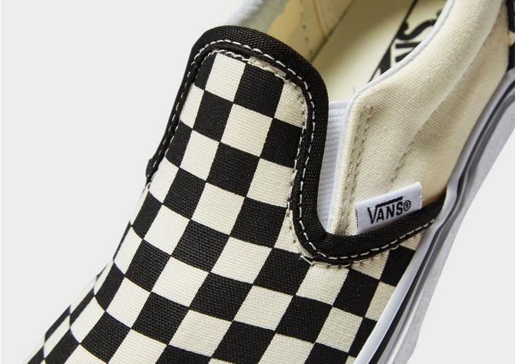 Vans รองเท้าผ้าใบเด็กรุ่น Slip-On
