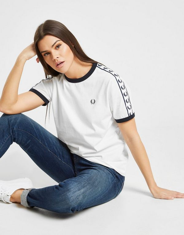 Fred Perry Tape Ringer T-Shirt