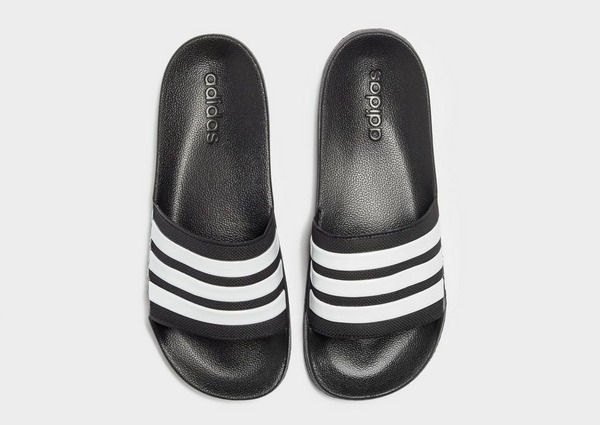 Koop Zwart adidas Cloudfoam Adilette Slides Heren
