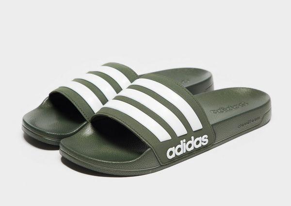 sports shoes 5a145 b367a adidas Cloudfoam Adilette Slides