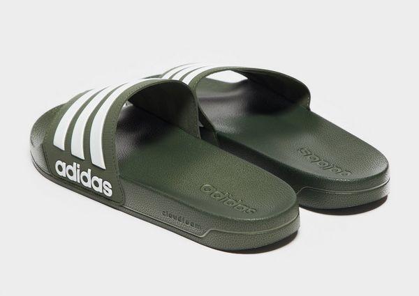 88702ca0ea55 adidas Cloudfoam Adilette Slides