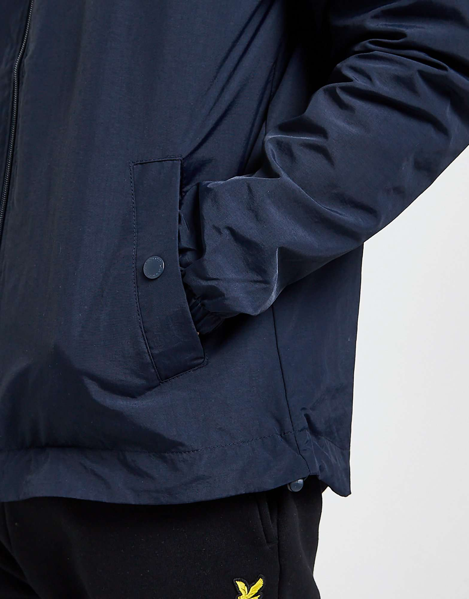 Lyle & Scott Zip Through Hooded Core Jacket