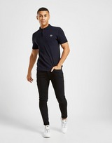 Fred Perry Fre Plain Shirt Nvy