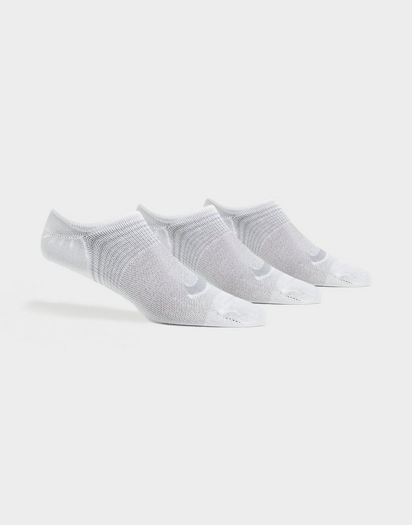 Nike Everyday Plus Lightweight Trainings-Footie-Socken Damen (3 Paar)
