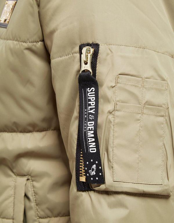 Supply & Demand Power Jacket