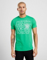 Official Team Celtic The Bhoys T-Shirt