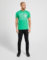 Official Team Celtic The Bhoys T-Shirt Heren