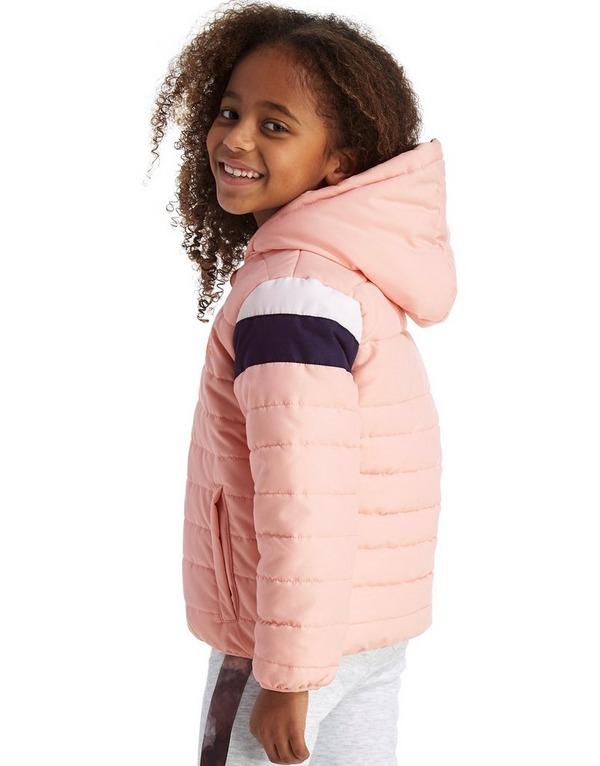 Acherter Rose Ellesse Girls' Negrona Padded Jacket Enfant