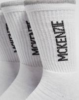 McKenzie Pack 3 calcetines de deporte