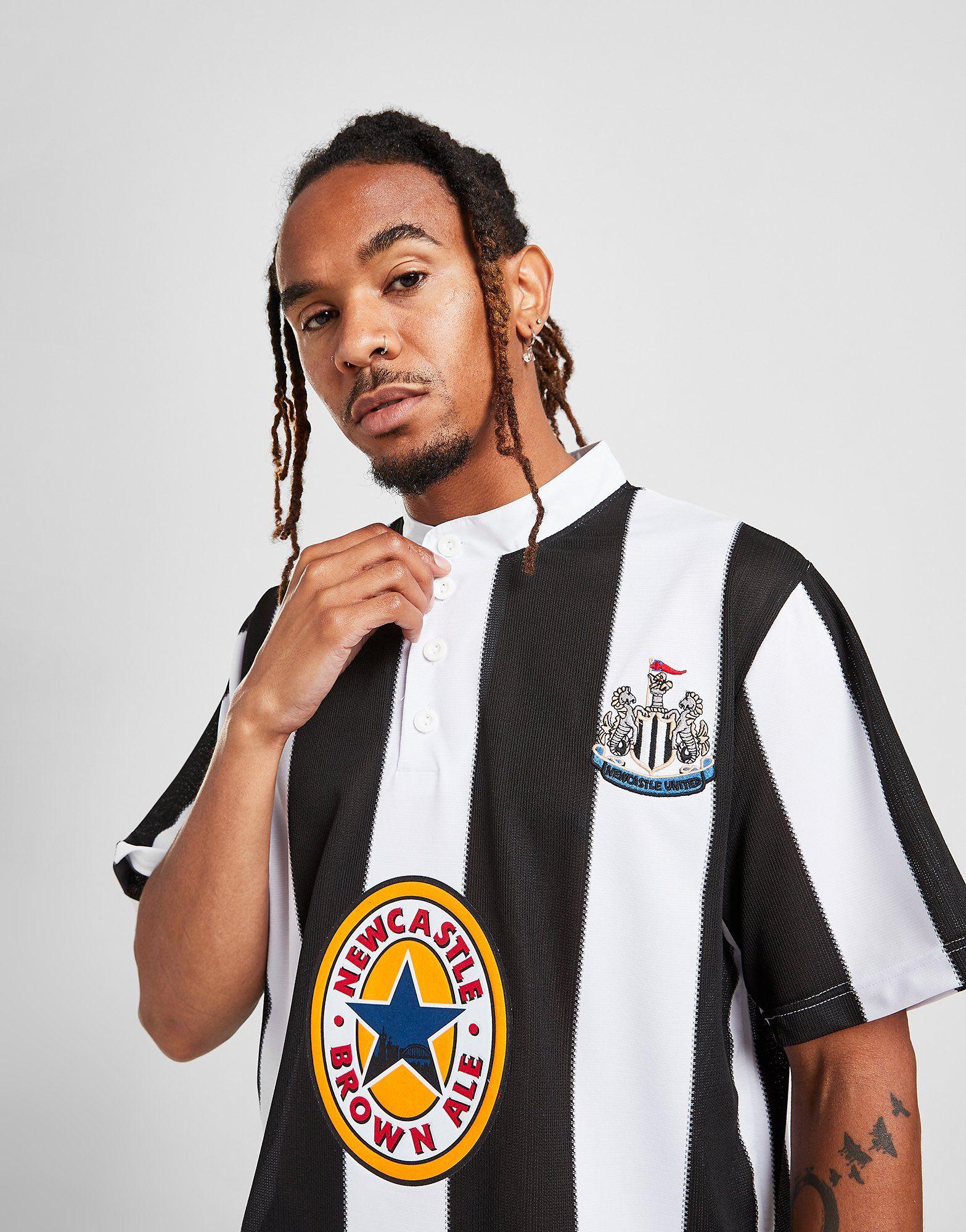 Score Draw Newcastle United FC '96 Home Shirt