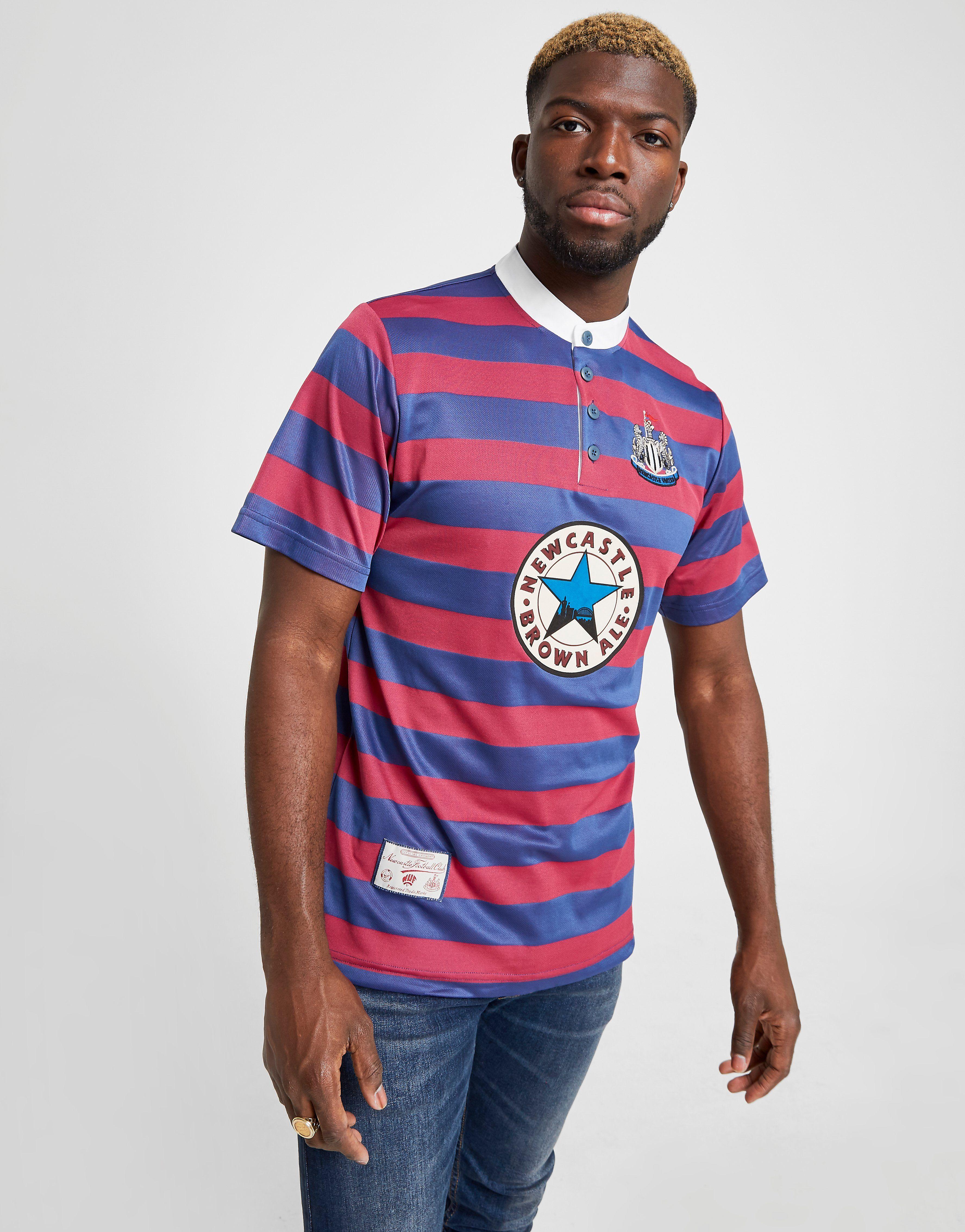 new product f2cc5 78709 Score Draw Newcastle United FC '96 Away Shirt   JD Sports