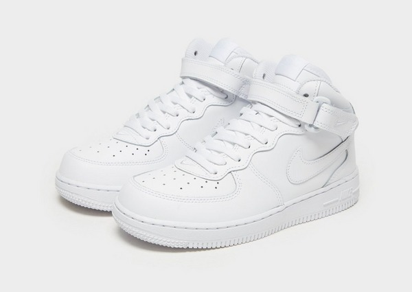 Nike Air Force 1 Mid (Lil' Kids)